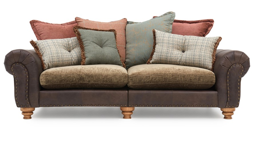 Alexander & James Bloomsbury Large Split Sofa