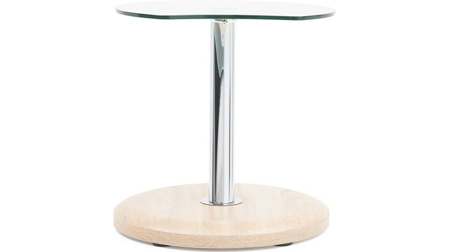 Boston Oak Lamp Table