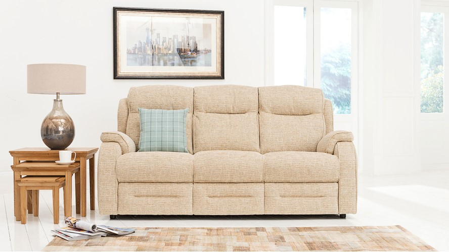 Parker Knoll Boston 2 Seater Recliner Sofa