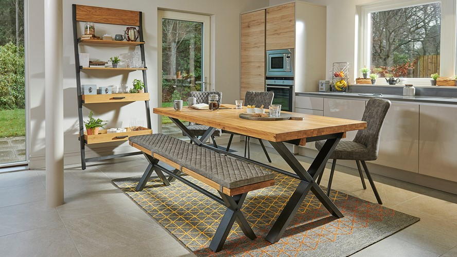 on sale f9fdd ee17a Bourton Dining Table | Sterling Furniture