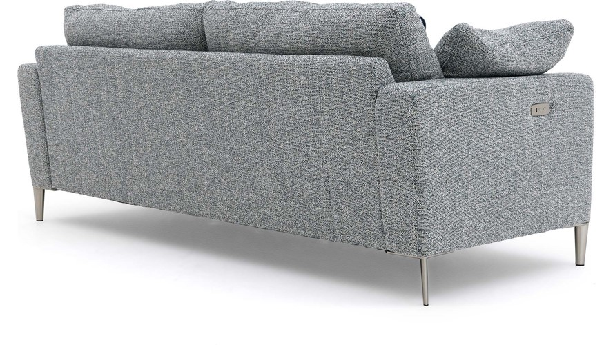 Broadway 3 Seater Motion Lounger Sofa with USB
