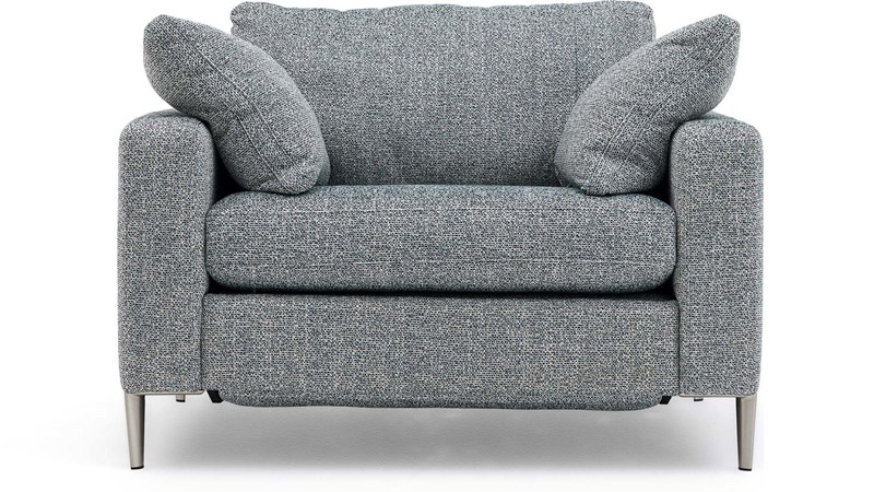 Broadway Cuddler Motion Lounger Armchair with USB