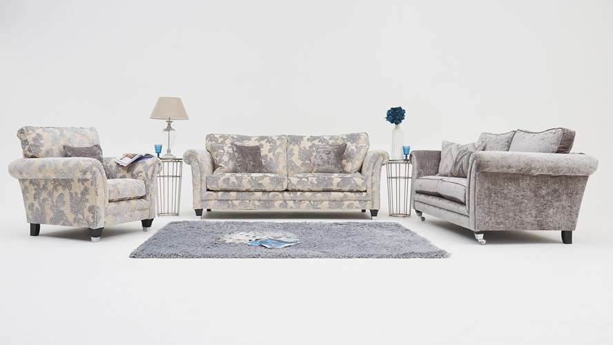 Buxton 2 Seater Sofa