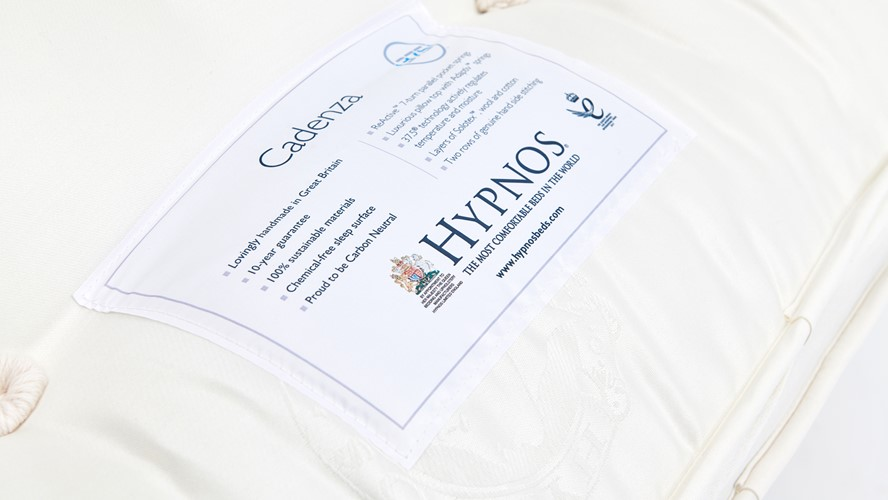 Hypnos Cadenza Pillow Top Mattress
