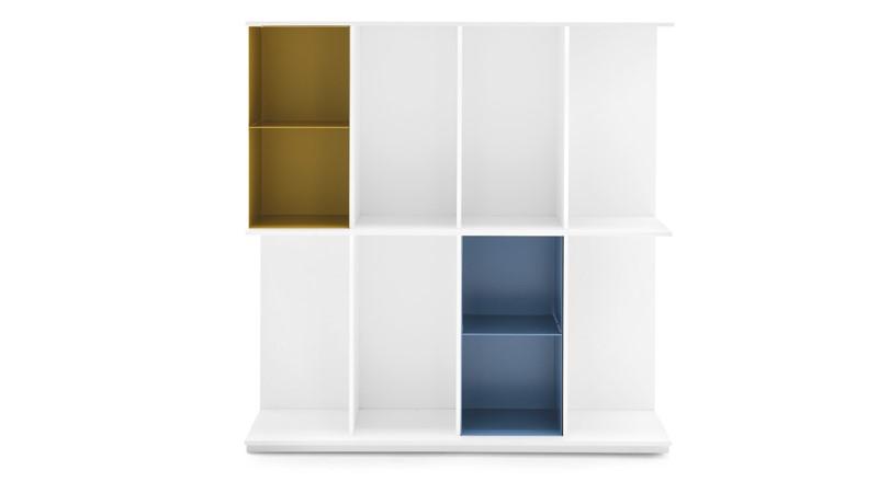 Calligaris Division Compact Bookcase