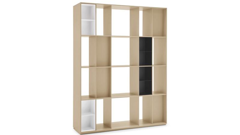 Calligaris Division Free-Standing Bookcase