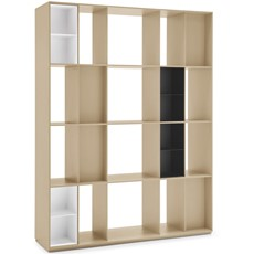 Calligaris Division Free-Standing Bookcase