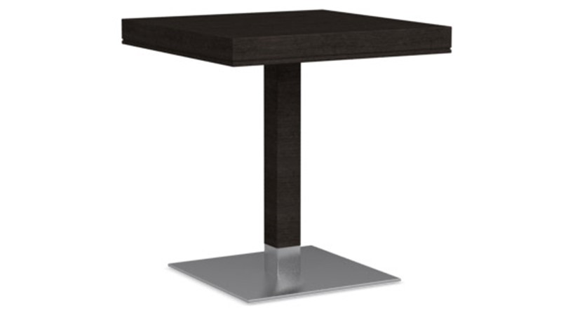 Calligaris La Locanda Square 1-Leg Table