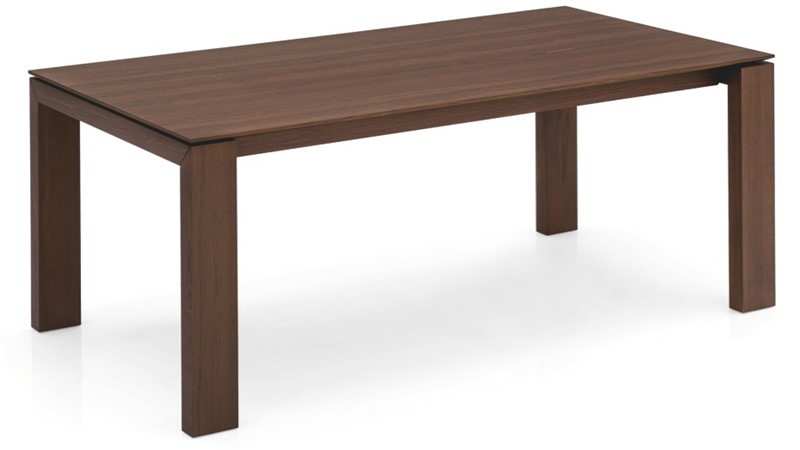Calligaris Sigma Wood Table