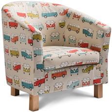 VW Campervan Tub Chair