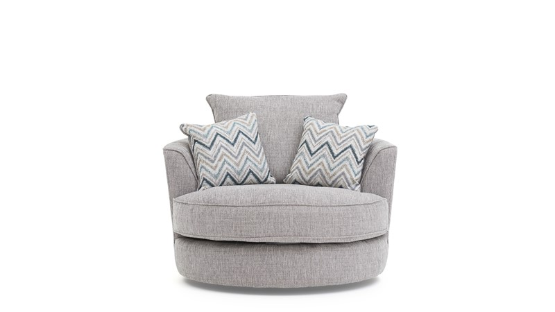 Carla Swivel Chair