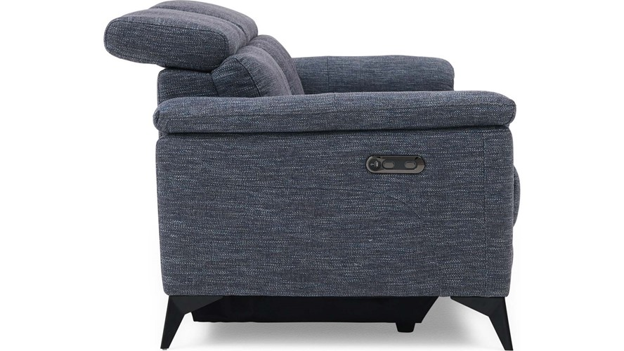 Carter 3 Seater Power Recliner Sofa
