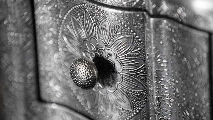 Caspian 2 Drawer Bedside