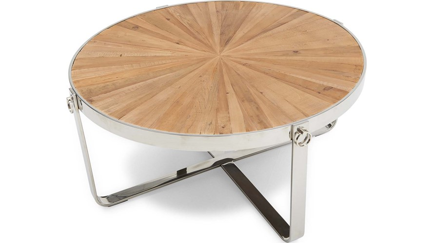 Caspien Caspien Hoop Coffee Table
