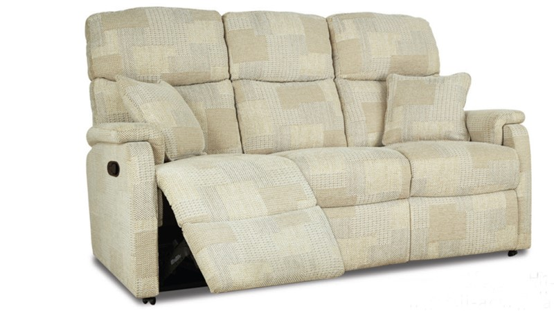 Celebrity Hertford 3 Seater Recliner Sofa