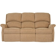 Celebrity Regent Fabric 3 Seater Fixed Sofa