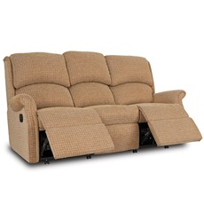 Celebrity Regent Fabric 3 Seater Recliner Sofa