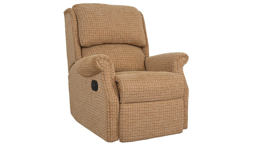 Celebrity Regent Fabric Standard Recliner Chair