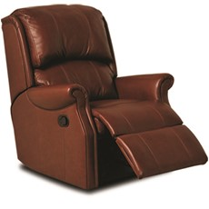 Celebrity Regent Leather Standard Recliner Chair