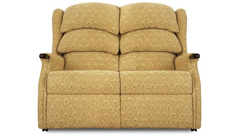 Celebrity Westbury Fabric 2 Seater Fixed Sofa