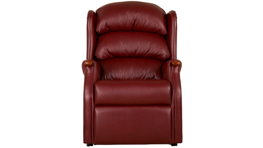 Celebrity Westbury Leather Fixed Chair