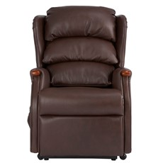 Celebrity Westbury Leather Petite Recliner Chair