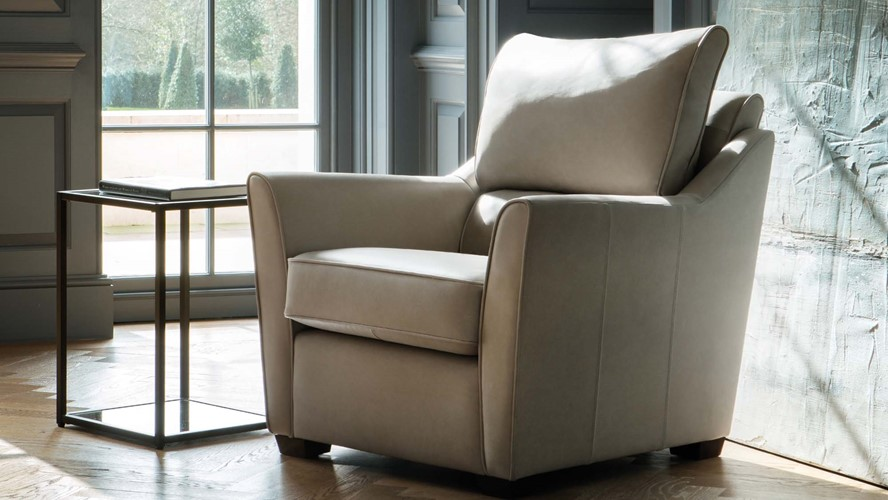 Collins & Hayes Hackett Armchairs