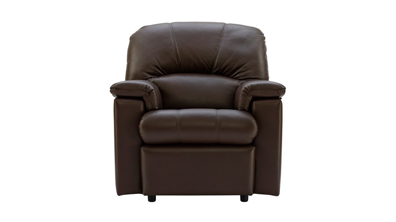 G Plan Chloe Leather Armchair