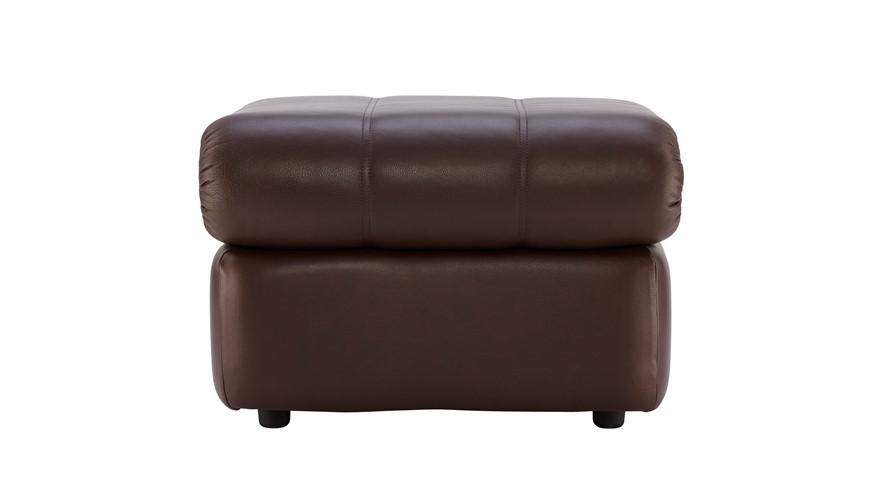 G Plan Chloe Leather Footstool