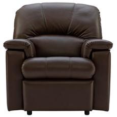 G Plan Chloe Leather Small Armchair