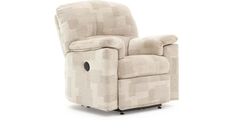 G Plan Chloe Fabric Recliner Chair
