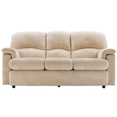 G Plan Chloe Fabric Small 3 Seater Sofa