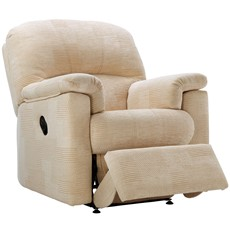 G Plan Chloe Fabric Small Recliner Chair