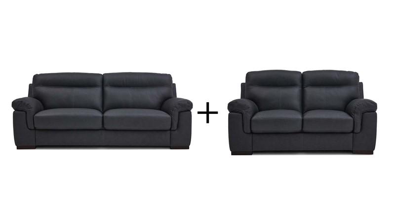 Christy 3 Seater & 2 Seater Sofa Set