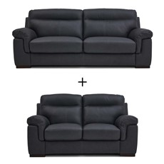 Christy 3 Seater & 2 Seater Sofa Set