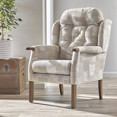 Cintique Eton Wing Armchair