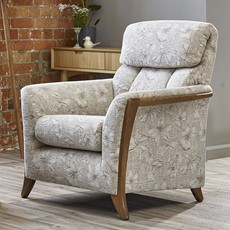Cintique Florence Armchair