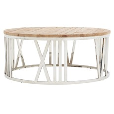 Caspien Clock Coffee Table