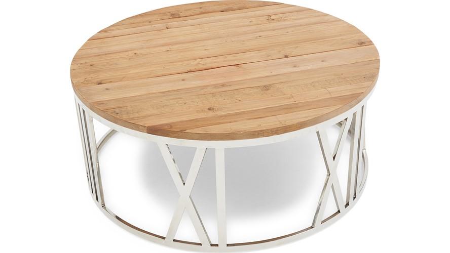Caspien Clock Coffee Table