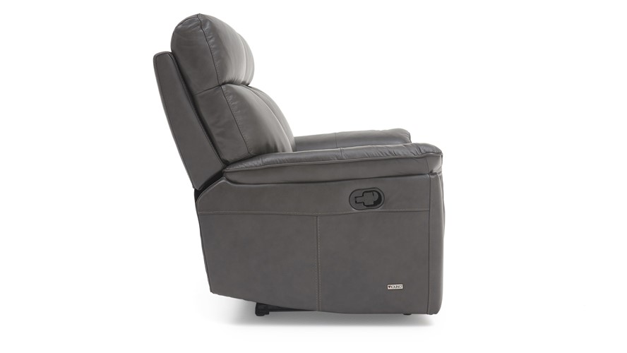 Clyde 2 Seater Recliner Sofa