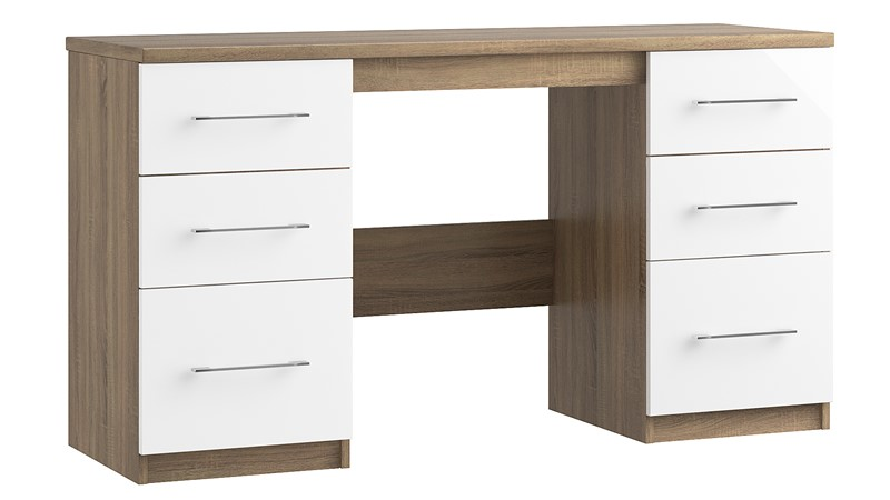 Catania Double Dressing Table