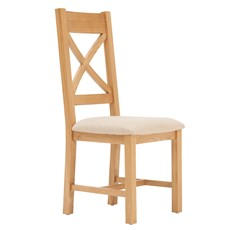 Ashbourne Cross Back Dining Chair