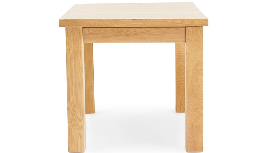 Ashbourne 125cm Butterfly Extending Dining Table