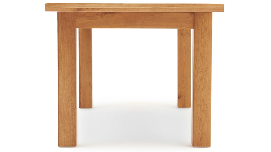 Ashbourne 170cm Butterfly Extending Dining Table