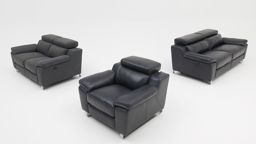 Cooper 2.5 Seater Power Recliner Sofa