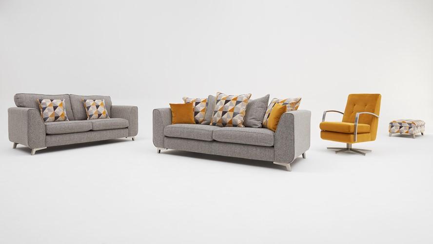 Copenhagen Grand Sofa