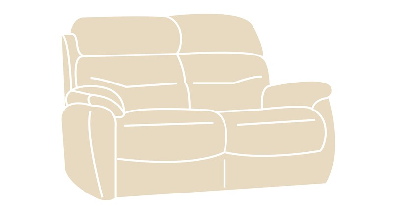 Costa 2 Seater Sofa