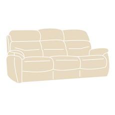 Costa 3 Seater Sofa