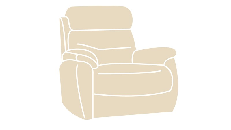 Costa Fabric Armchair