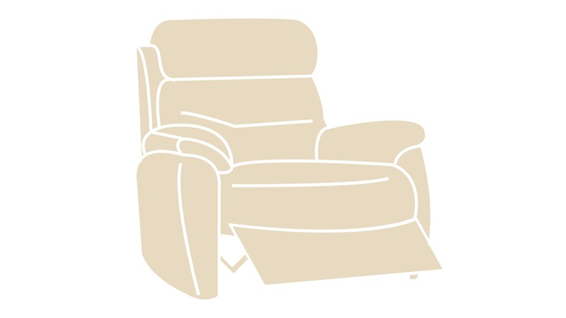 Costa Lift Up Armchair